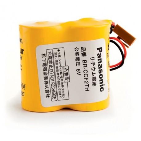 PANASONIC PACK Pile Lithium BRC - 6V - 5000mAh + Connecteur A98L-0001-0902