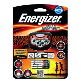 ENERGIZER Lampe Frontale LED Headlight 6