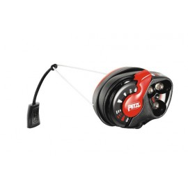 PETZL E-LITE - 3 LED blanches et 1 LED rouge
