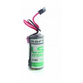 CHRONO Pile lithium LS17330 - 3V + 2100mAh + Connecteur