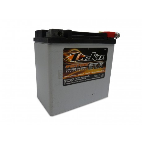 DEKA Batterie Moto 12V – 26Ah - ETX30L