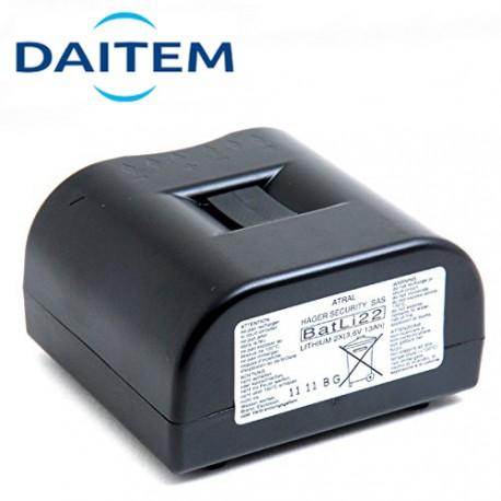 Pile DAITEM d'origine BATLI22 - Lithium - 3.6V - 13Ah