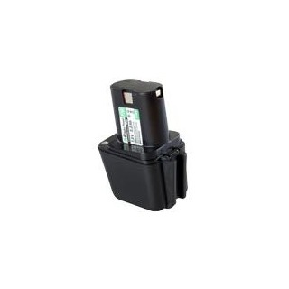 CHRONO Batterie Compatible Bosch 2 607 300 001 - 2 607 335 178 - 7.2V - 2.0Ah - NiCd